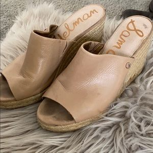 Sam Edelman wedges
